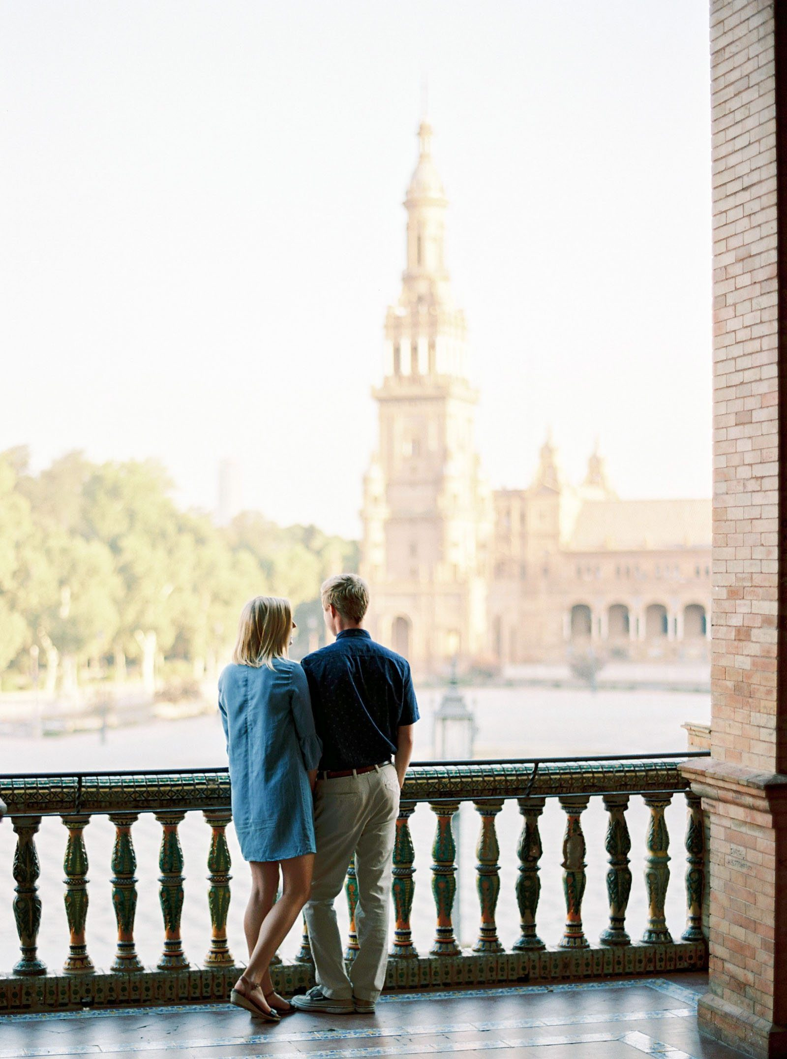 Anniversary Photos in Seville, Spain | K. R. Moreno